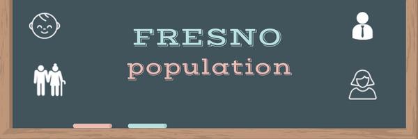 Fresno population