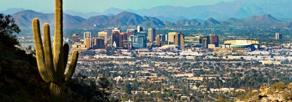 Phoenix Population 2018