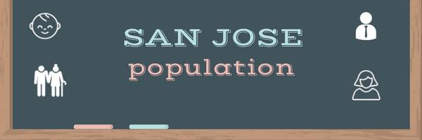 San Jose population