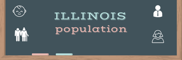 Illinois population