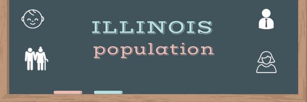 Illinois population
