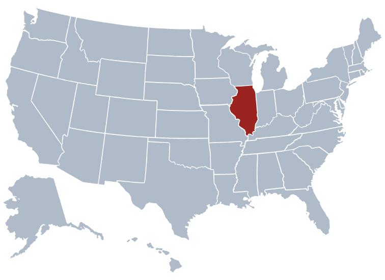 Illinois Population 2019