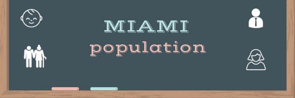 Miami population