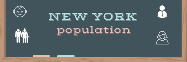 New York population