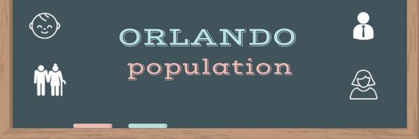Orlando population