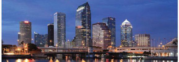 Tampa Population 2020