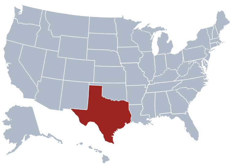 Texas Population 2018