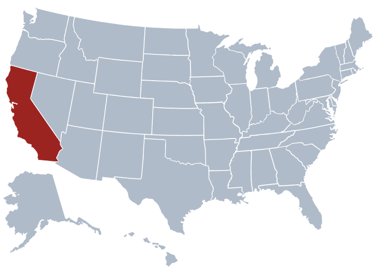 California Population 2020