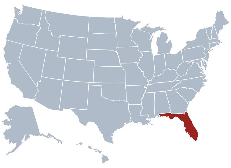 Florida Population 2018