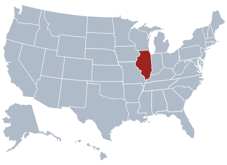 Illinois Population 2019